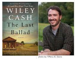 "Wiley Cash, author of ""The Last Ballad"""