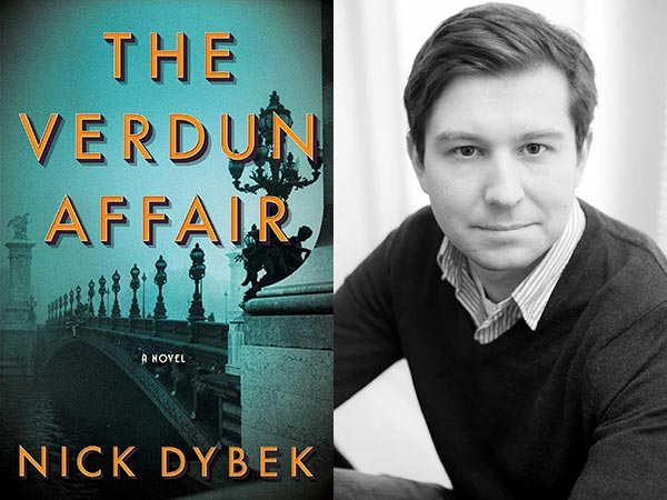 The Verdun Affair by Nick Dybek - Finalist for the 2018 David J. Langum, Sr. Prize in American Historical Fiction