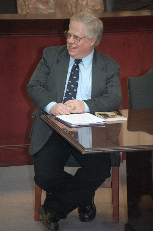 Richard B. Bernstein, finalist for the 2020 David J. Langum, Sr. Prize in American Legal History