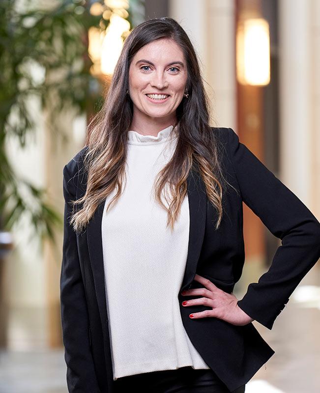 Sara Mayeux, winner of the 2020 David J. Langum, Sr. Prize in American Legal History